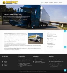 cotización de desarrollo diseño web profesional paginas wed
