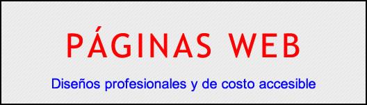 PÁGINAS WEB TODO INCLUÍDO