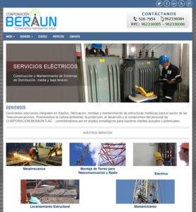 paginas web corporativas desarrollo diseño web profesional paginas web