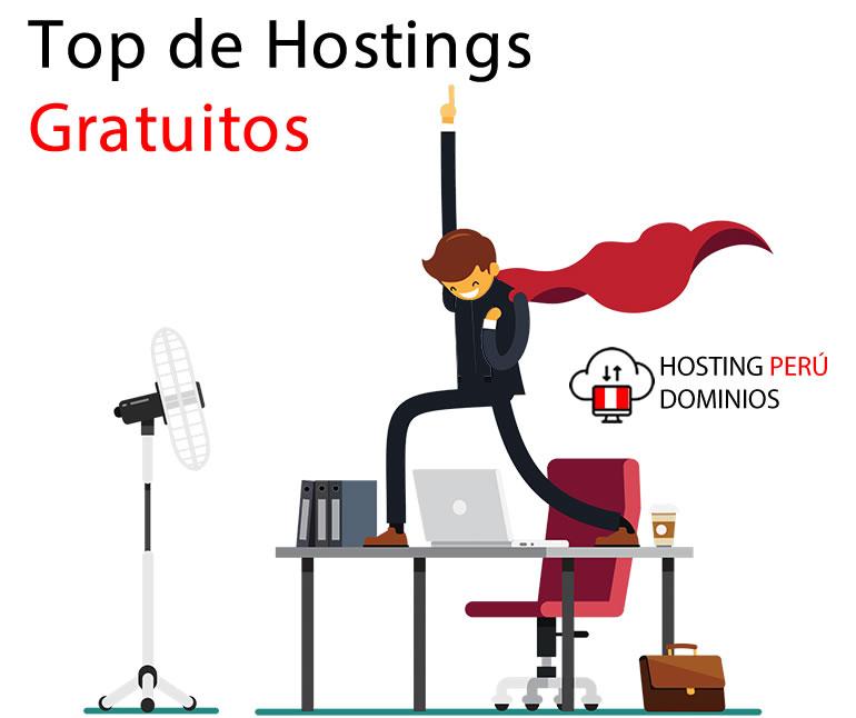 Hostings gratuitos
